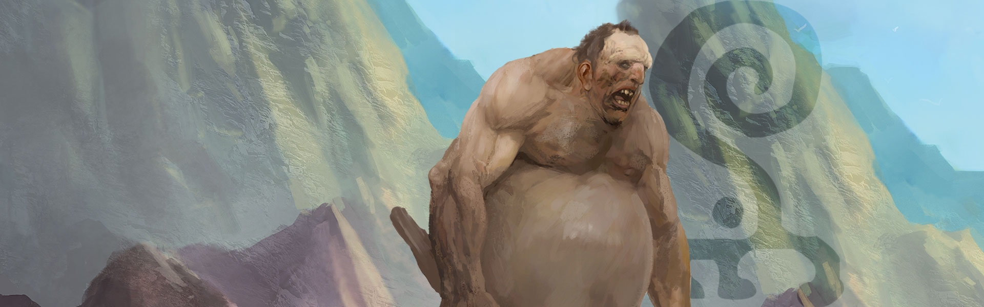 Monsters -- Hill Giants