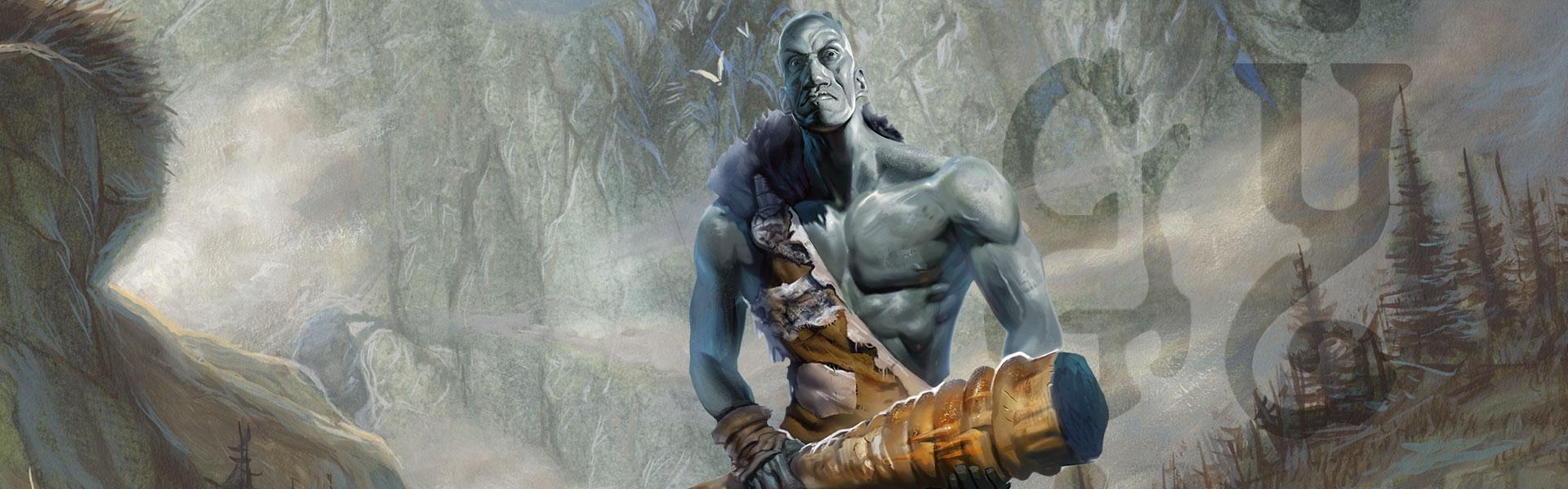 Monsters -- Stone Giants