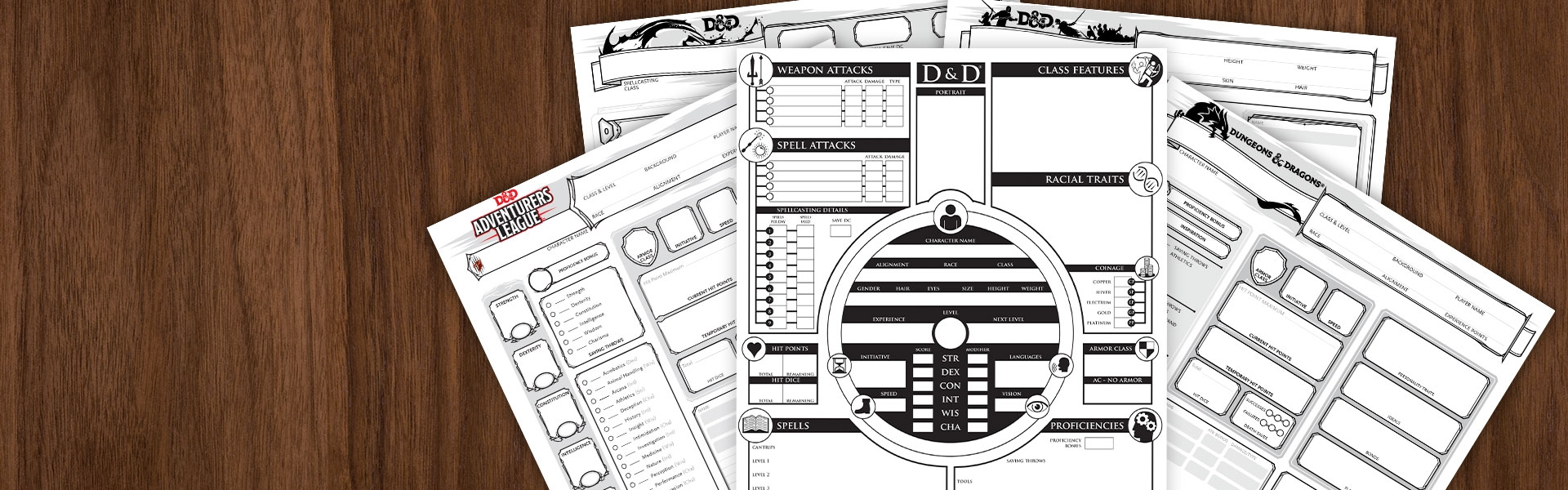 D&D 101: Character Sheet Workshop pt. 2