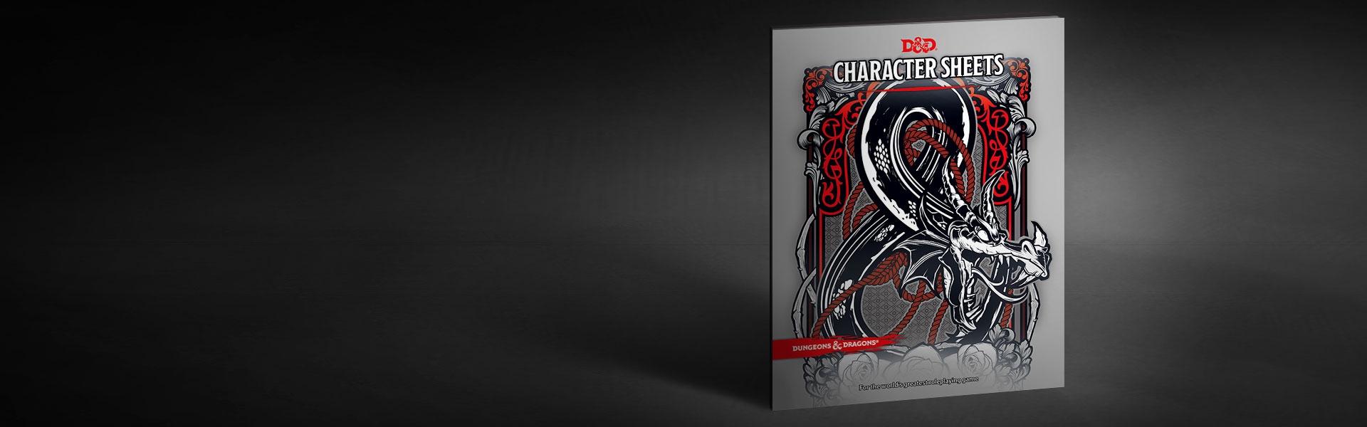 D&D Character Sheets