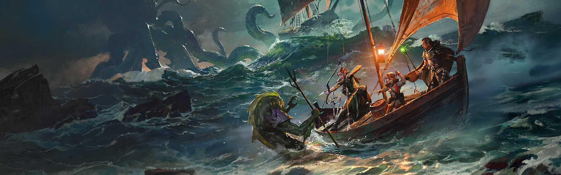 Ghosts of Saltmarsh | Dungeons & Dragons