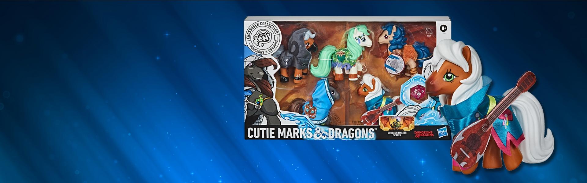 Cutie Marks & Dragons